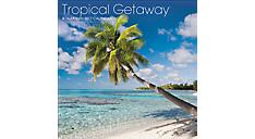 2017 Tropical Getaway Wall Calendar (LML716_17) (Item # LML716_17)