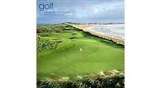 2017 Golf Wall Calendar (LML718_17) (Item # LML718_17)