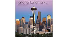 2017 National Landmarks Wall Calendar (LML721_17) (Item # LML721_17)