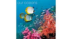 2017 Our Oceans Wall Calendar (LML722_17) (Item # LML722_17)