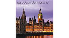 2017 European Destinations Wall Calendar (LML728_17) (Item # LML728_17)