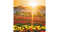 2017 Sunsets Wall Calendar (LML748_17) (Item # LML748_17)