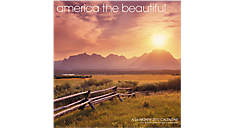 2017 America the Beautiful Wall Calendar (LML761_17) (Item # LML761_17)