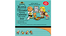 2017 MotherWord Mom's Ultimate Planning Calendar with Pocket (MDPW07_17) (Item # MDPW07_17)