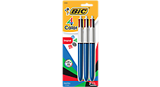 4-Color Ball Pen (MMP31) (Item # MMP31)