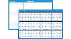 Horizontal Erasable Wall Calendar (PM200) (Item # PM200)