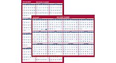2-Sided Erasable Wall Calendar (PM26) (Item # PM26)