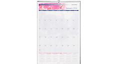 2016 Floral Wall Calendar (PM44_16) (Item # PM44_16)