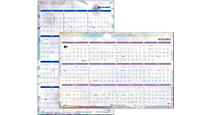 2016 Dreams Erasable Wall Calendar (PM83-550_16) (Item # PM83-550_16)