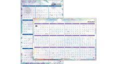 2017 Dreams Erasable Wall Calendar (PM83-550_17) (Item # PM83-550_17)