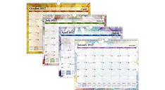 2017 Dreams Monthly Wall Calendar (PM83-707_17) (Item # PM83-707_17)