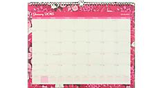 2016 Sorbet Wall Calendar (PM90-707_16) (Item # PM90-707_16)