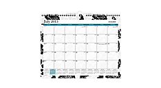 2015-2016 Madrid Academic Wall Calendar (PM93-707A_A5) (Item # PM93-707A_A5)