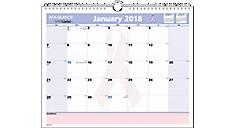 QuickNotes Breast Cancer Awareness Wall Calendar (PMPN77) (Item # PMPN77)