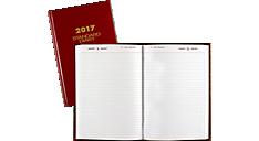2017 Standard Diary Daily Diary (SD376_17) (Item # SD376_17)