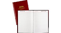 Standard Diary Daily Diary (SD376) (Item # SD376)