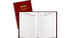 Standard Diary Daily Diary (SD387) (Item # SD387)