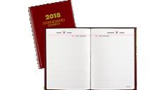 Standard Diary Daily Diary (SD389) (Item # SD389)