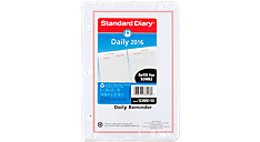 2016 Standard Diary® Loose-leaf Daily Diary Refill for SD882 (SD88050_16) (Item # SD88050_16)