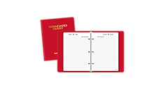 2016 Standard Diary® Loose-leaf Refillable Daily Diary (SD882_16) (Item # SD882_16)
