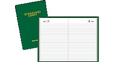 Standard Diary® Undated Daily Reminder (SDU389) (Item # SDU389)