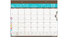 2016 Suzani Desk Pad (SK17-704_16) (Item # SK17-704_16)