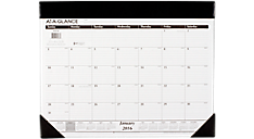 2016 Recycled Refillable Desk Pad (SK22_16) (Item # SK22_16)