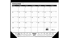 2017 Monthly Desk Pad (SK24_17) (Item # SK24_17)