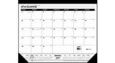2017 Monthly Desk Pad (SK24B_17) (Item # SK24B_17)