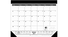 2017 Monthly Desk Pad (SK31_17) (Item # SK31_17)