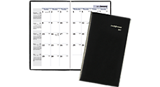 2017 DayMinder® Monthly Pocket Planner (SK53_17) (Item # SK53_17)