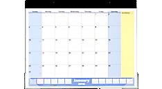 2016 QuickNotes® Desk Pad (SK700_16) (Item # SK700_16)