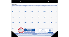 2017 Monthly Desk Pad (SW230_17) (Item # SW230_17)