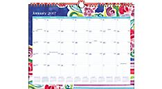 2017 Kathy Davis Monthly Wall Calendar (W135-707_17) (Item # W135-707_17)