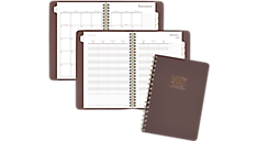 2017 WorkStyle Take Charge Weekly-Monthly Appointment Book (WS501-200_17) (Item # WS501-200_17)