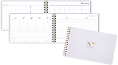 2017 WorkStyle Take Care Weekly-Monthly Planner (WS502-203_17) (Item # WS502-203_17)
