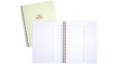 WorkStyle Take Care Notebook (WS502-404) (Item # WS502-404)