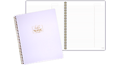WorkStyle Take Care Notebook (WS502-405) (Item # WS502-405)