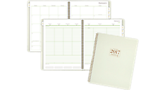 2017 WorkStyle Take Care Weekly-Monthly Planner (WS502-905_17) (Item # WS502-905_17)