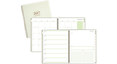 2017 WorkStyle Take Chances Weekly-Monthly Planner (WS503-905_17) (Item # WS503-905_17)