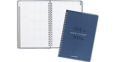 2015 - 2016 Collection Academic Monthly Planner - Medium (YP108A_16) (Item # YP108A_16)