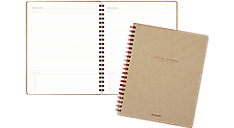 Collection Meeting Notebook (YP131) (Item # YP131)