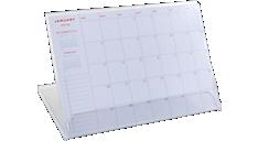 Collection 2016 Monthly Desktop Calendar (YP139_16) (Item # YP139_16)