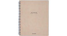Collection Meeting Notebook Large Twin Wire (YP143-07) (Item # YP143-07)