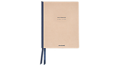 Collection Meeting Notebook Large Twin Wire (YP147-07) (Item # YP147-07)
